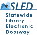 SLED - Statewide Library Electronic Doorway