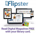 Flipster - Read digital magazines free with your library card