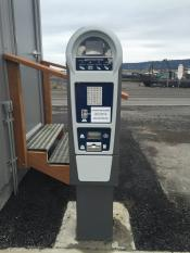 Photo of Load and Launch Pay Station Kiosk