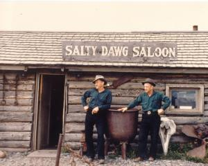 Historic Salty Dawg