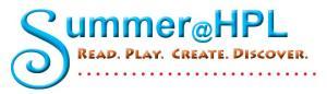 Summer@HPL logo