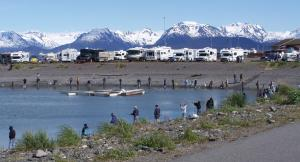 Homer Spit Campground